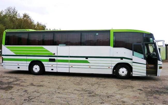 Аренда Автобус Mercedes Irizar на свадьбу Полтава